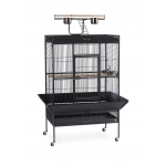 Prevue Wrought Iron Playtop Cage - Large