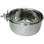 "6"" Stainless Steel bowls with hangers, Set of 3"